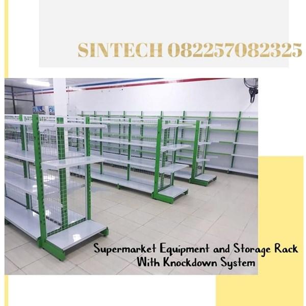 Rak Minimarket / Rak Supermarket 2020
