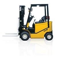 4 Wheel Electric Counterbalanced Forklift Trucks FB15-40P(G)YE