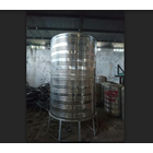 Stainless Water Tank 1