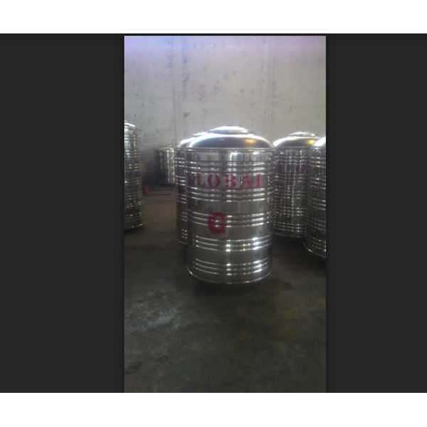 Water Tank Stainless Global