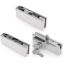 Patch Fitting Pintu Kaca Set Merk Dekkson (PT 10 PT 20 dan US 10) Untuk Penjepit Kaca Pada Pintu Kaca Dekson