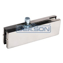 Glass Door Patch Fitting Pintu Kaca Dekkson PT 30 Top Fitting Pintu Kaca PT30 Dekson