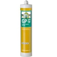 Lem Silikon Sealant Netral GP WACKER Silicone Sealant Neutral Glue Lem Sealent Netral Silent Lem Bangunan Black White Clear Grey