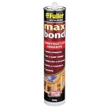 Lem Kaca Cermin Besi Serba Guna Maxbond Fuller Brown Construction Strong Adhesive Sealants Glue