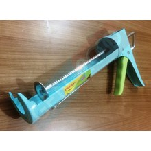 Silicone Sealant Caulking Gun ( Tembakan Lem Silikon Sealent Premium Quality ) Tembakan Silen
