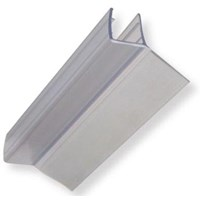 Glass Clip Seal Polycarbonate ( Clip List D Y F H ) Penutup Celah Kaca