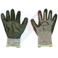 Jual Sarung Tangan Karet dan Pelindung Lecet Cut Resistance Anti Slip Gloves