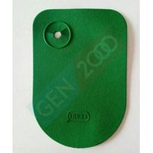 Bantalan Karet Pelindung untuk Angkat Kaca Hand Protective Rubber Pad For Glass