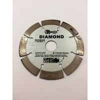 Jual Mata Pisau Potong Keramik Granit 4 Inch Diamond Cutting Wheel