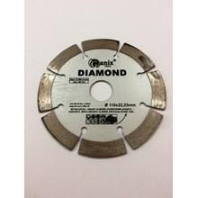 Mata Pisau Potong Keramik Granit 4 Inch Diamond Cutting Wheel