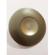 Piringan Intan Poles Kaca Granit ( Diamond Electroplated Grinding Disc )