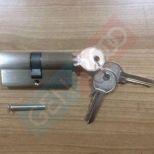 Dari Cylinder Door Lock DC DL 65 MM Kunci Silinder Pintu 65 MM DC DL Kunci dari 2 Arah 1