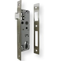 Jual Mortise Door Lock MTS IL DL 84030 Body Kunci Lidah Pinu Aluminium Backset 30 cm