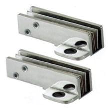 Overval Fitting Pintu Kaca Gembok Pengunci Untuk Pintu Kaca Glass Padlock Fitting