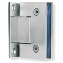 Shower Hinge Glass To glass Shower Hinge Wall to Wall 90 degrees