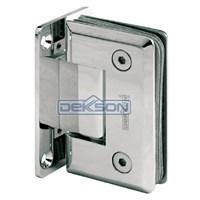 Jual Shower Hinge Dekkson SH 7701 CP Glass Wall Engsel Shower Kaca Tembok