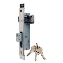 Aluminium Mortise Door Lock KC 8123 Dekkson Body Kunci Pintu Aluminium Dekson KC-8123