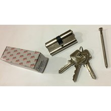 Cylinder Lock Dorma DC PC-91B DL 62 MM Kunci Silinder DL 2 Kunci Dorma