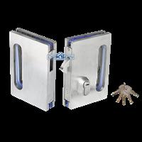 Kunci Sliding Pintu Kaca Double Glass Sliding Door Lock SGL 8601 DEKKSON Kunci Pintu Sliding Kaca Dekson 1