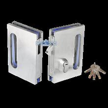 Kunci Sliding Pintu Kaca Double Glass Sliding Door Lock SGL 8601 DEKKSON Kunci Pintu Sliding Kaca Dekson