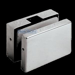 Grendel Pintu Kaca Glass Door Lock Keeper Dekson GDL 38225A PSS Dekkson