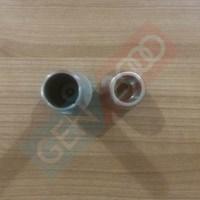 Beli Cubicle Toilet Leg Stainless Steel Kaki Kubikal Penyangga Partisi Kaca Shower dan Kamar Mando ( SOLID ) 4