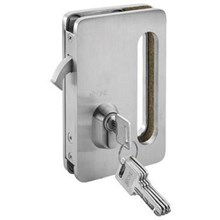 Kunci Sliding Pintu Kaca Double Glass Sliding Lock