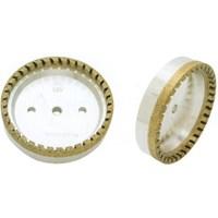 Beli Segmented Diamond Wheel Mesin Gosok Kaca Glass Processing Diamond Wheel 4