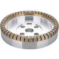 Jual Segmented Diamond Wheel Mesin Gosok Kaca Glass Processing Diamond Wheel 2