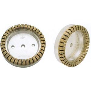 Segmented Diamond Wheel Mesin Gosok Kaca Glass Processing Diamond Wheel