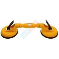 Jual Kop Kaca Arch 2 Kaki Glass Suction Cup ADjustable Angle Kop Kaca Lengkung 2 Kaki BIsa di putar DIameter 118 Mm 2