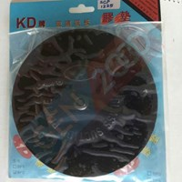 Jual Spare parts Karet Kop Kaca Diameter 128 Mm Glass Suction Replacement Parts Rubber