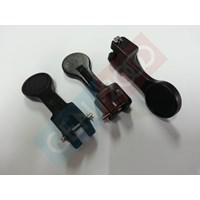 Gagang Kop Kaca Glass Suction Plastic Trigger Replacement Part