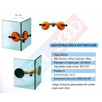 Jual Adjustable Angle Glass Suction Cup or Lifting Tools Kop Kaca Sudut Alat Angkut Kaca Bisa di Tekuk Diameter 118 Mm 2