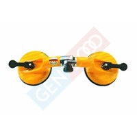 Adjustable Angle Glass Suction Cup or Lifting Tools Kop Kaca Sudut Alat Angkut Kaca Bisa di Tekuk Diameter 118 Mm