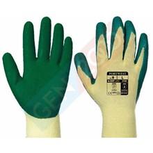 Cut Resistance Anti Slip Gloves Sarung Tangan Safety Bahan Karet dan Pelindung Lecet
