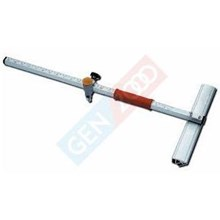 Glass Straight T Cutter Alat Pemotong Kaca Lurus 60 Cm Glass Cutting Tools Alat Potong Kaca