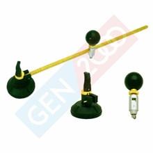 Jangka Pisau Alat Potong Kaca Lingkaran Glass Circle Round Cutter Tools 60 - 120