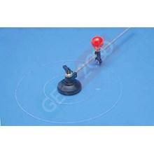 Circular Glass Circle Cutting Tools 6 Blade Cutter Head Alat Potong Kaca Lingkaran Bulat Diameter 200 Cm