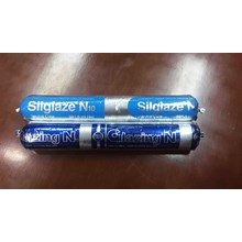 Lem Sealant Netral Sosis SilGlaze N10 Silicone Sealant Neutral Cure Sausage Pack Lem Sealent Sosis Lem Silent Netral
