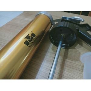 Dari  Gun Sausage 600 ml Alat Tembakan Lem Sealant Sosis Caulking Gun 600 ml 2