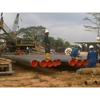 Pipe Casing or drill pipe wells