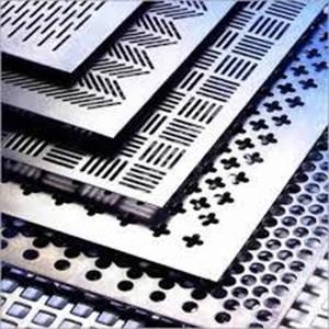 Plat Perforated Lobang atau Plat Berlubang