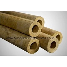 Rockwool Pipa Tube