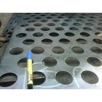 Plat Aluminium Lubang
