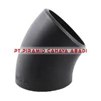 Elbow Carbon Steel Long Radius 45 Derajat