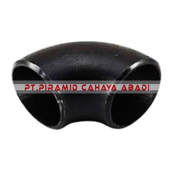 Elbow Carbon Steel Short Radius 90 Derajat