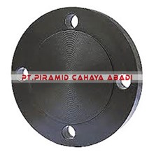 Blind Flange Black Steel