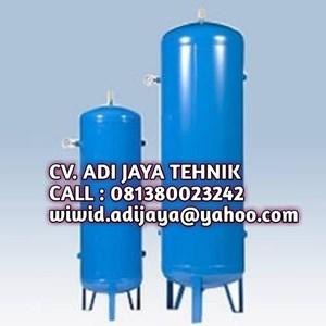 Air Receiver Tank 1000 Liter - Tangki Kompresor 1000 Liter - Tangki Angin 1000 Liter