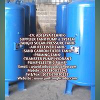 Tangki Kompresor 500 Liter - Air Receiver Tank 500 Liter 1